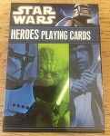 Star Wars Heroes Redux Playing Cards Deck By Cartamundi