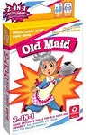 Cartamundi 1432 2 In 1 Card Games Old Maid & Memory