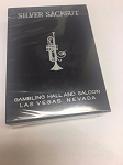 Silver Sackbut (Black) Playing Cards Out of print Sealed