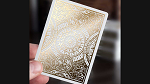 Sovereign (White) Exquisite Playing Cards by Jody Eklund