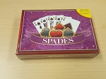 Spades Card Decks Playing Cards & Instructions by Cartamundi New Bridge Size