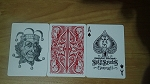 Split Spades V1 David Blaine Set of 3 Sealed Decks