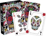 Sugar Skulls playing cards deck
