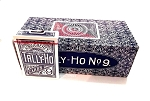 12 Tally Ho Circle Back Playing Cards Blue Deck Set