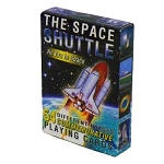 The Space Shuttle Playing Cards - Deck of 54 cards