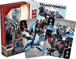 TRANFORMERS THE LAST KNIGHT PLAYING CARD