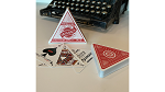 Triangle (Red) Playing Cards