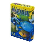 Tropical Fish Playing Cards