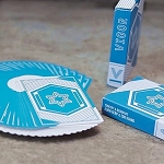 Vigor Playing Cards: Blue Edition from Murphy's Magic