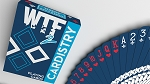 WTF Cardistry 2 Spelling Deck Brand New