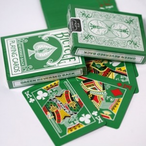 Bicycle Green Deck 2nd Generation Playing Cards