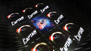 Avengers Captain America Playing Cards Deck