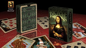 Bicycle Old Masters Playing Cards