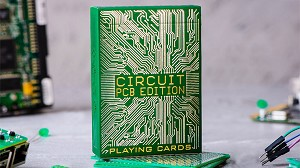 Circuit (PCB) Playing Cards