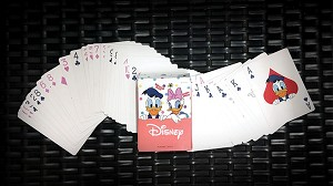 Donald and Daisy Playing Cards Deck