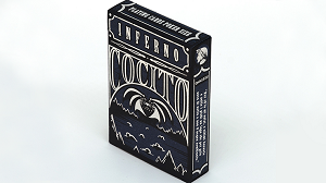 Inferno Cocito Playing Cards Deck