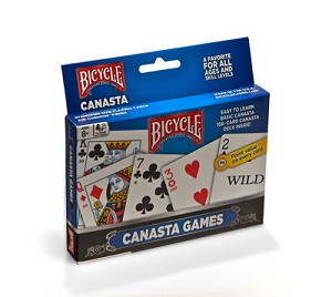 Bicycle Canasta Game