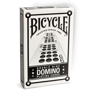 Bicycle Domino Playing Cards