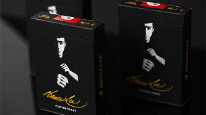 Official Bruce Lee Playing Cards Deck