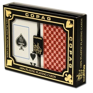 Copag Master W/S Playing Cards FREE SHIPPING