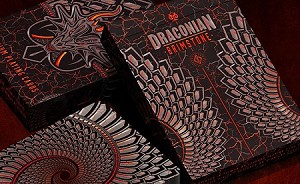 Draconian Brimstone Playing Cards Deck