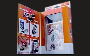 Bicycle Jacked Up War Playing Cards