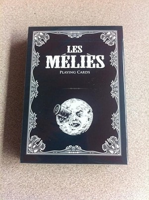 Les MELIES Playing Cards