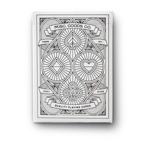 Misc Goods First Edition Playing Cards