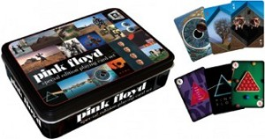 Pink Floyd 2 Deck Playing Cards in Tin