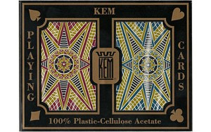 Kem Stargazer Bridge Size Jumbo Index Playing Cards Free Shipping