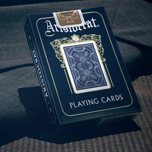 Theory11 Artistocrats Playing Cards Blue