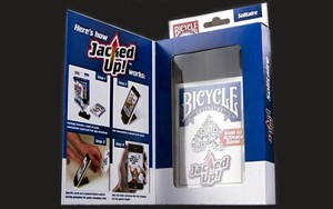 Bicycle Jacked Up Solitaire Playing Cards